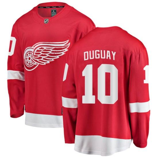 Ron Duguay Detroit Red Wings Breakaway Home Fanatics Branded Jersey - Red